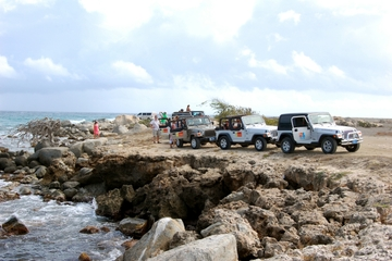 Aruba Full-Day 4x4 Jeep Safari Tour