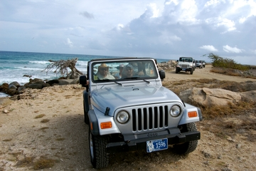 Aruba Half-Day 4x4 Jeep Safari Tour