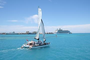 Aruba Lunch and Snorkel Half-Day Cruise