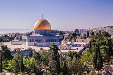 Ashdod Port Private Guide Shore Excursion to Jerusalem