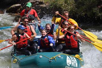 Aspen Upper Roaring Fork Rafting