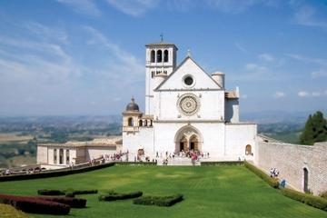 Assisi and Cortona Day Trip from Siena