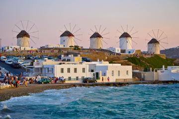 Athens and Mykonos 6 Night Tour