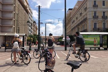 Athens Delight Bike Tour