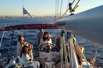 Athens Full-Day Saronic Gulf Sailing Tour