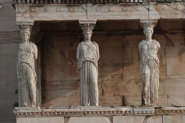 Athens Super Saver: Acropolis of Athens and New Acropolis Museum Tour plus Athens Small-Group Food Tour