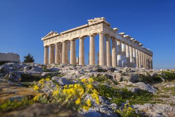 Athens Super Saver: Acropolis of Athens Tour plus Athens Small-Group Food Tour