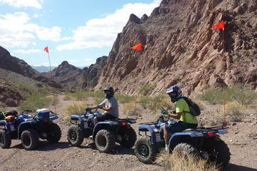 ATV Tour of Lake Mead National Park and Colorado River from Las Vegas