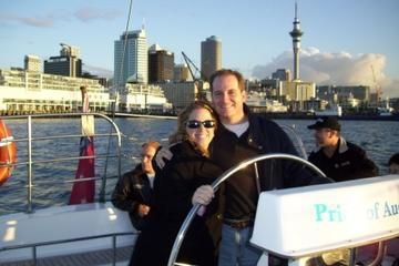 Auckland Harbour Dinner Cruise