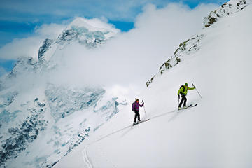 Avalanche Training Course in Leysin