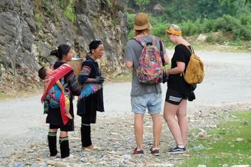 Bac Ha Market Guided Day Tour from Sapa