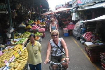 Backstreets of Bankgkok Bicycle Tour