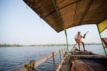 Backwater Village Experience from Kochi