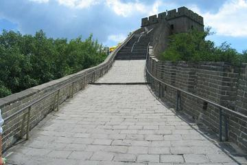 Badaling Great Wall and Ming Tombs Day Tour from Beijing