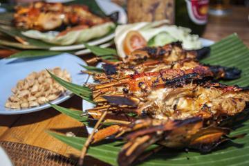 Balinese Cooking Demonstration and Gulingan Village Countryside Tour