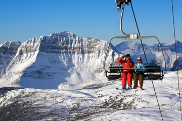 Banff Tri-Area Ski Pass: Sunshine Village