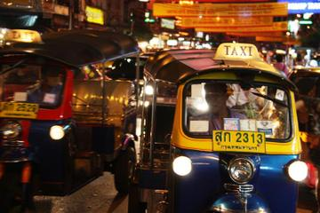 Bangkok Chinatown Small-Group Night Food Tour with Tuk-Tuk Ride