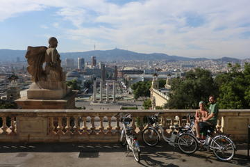 Barcelona 2-Hour Afternoon Electric Bike Tour