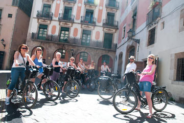 Barcelona Electric Bike Tour by Night