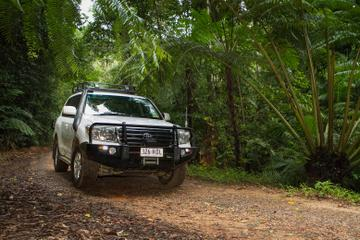 Barron Gorge National Park and Kuranda Rainforest 4WD Tour from Cairns