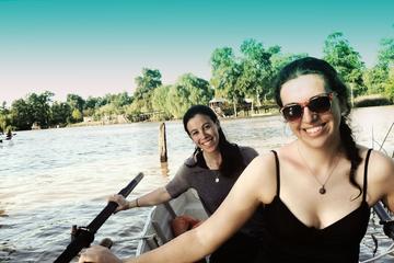 Basic Sculling Tour on Tigre Delta