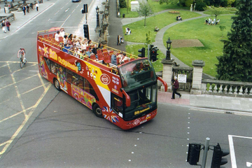 Bath City Hop-on Hop-off Tour