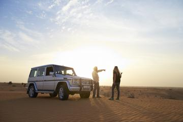 Bedouin Breakfast in the Desert with Transport from Dubai