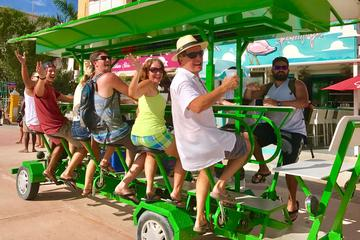BeerCycle Tour in St Maarten