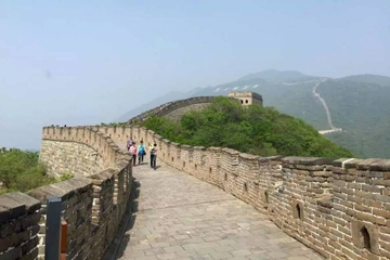 Beijing Essential City Tour: Mutianyu Great Wall, Forbidden City and Tiananmen Square