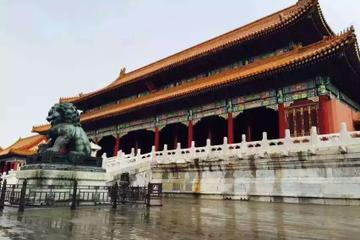 Beijing Full-Day Sightseeing Tour with Acrobatic Show and Peking Duck Dinner