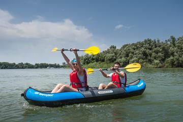 Belgrade War Island Kayak Tour