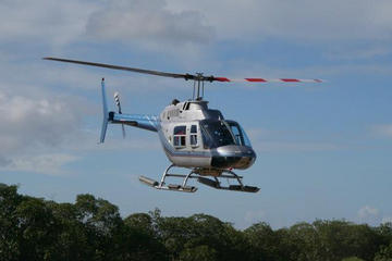 Belize City and Reef Helicopter Tour