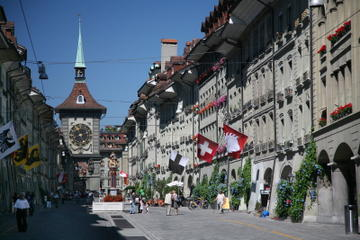 Best of Bern Private Walking Tour