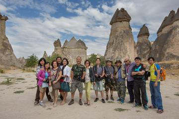Best of Cappadocia Daily Small Group Tour from Nevsehir