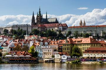 Best of Prague: City Walking, Boat Cruise And Typical Czech Lunch