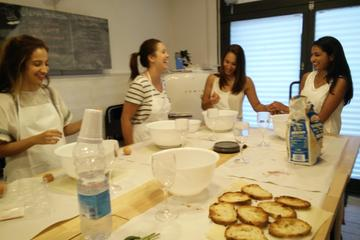 Best of Rome Walking Tour and Authentic Italian Cooking Class with Dinner