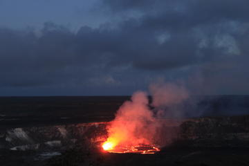 Big Island Twilight Volcano Tour