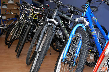Bike Rental in Thorold