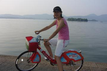 Bike Tour in Hangzhou: Heaven on Earth Day Trip from Shanghai