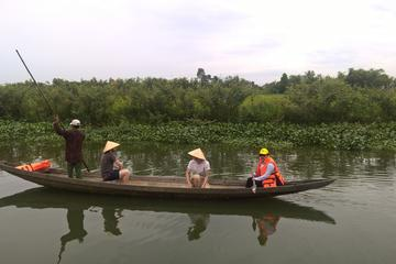 Biking, Fishing and Cooking Class from Hue