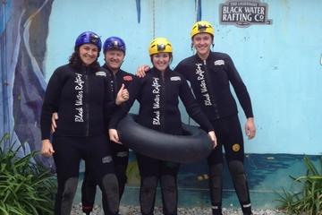 Black Water Rafting Waitomo Caves Tour