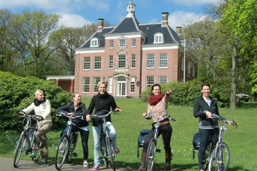 Bloemendaal Highlights: Guided Bike Tour from Amsterdam