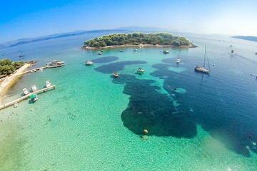 Blue Lagoon Sailing and Kayak Adventure from Trogir