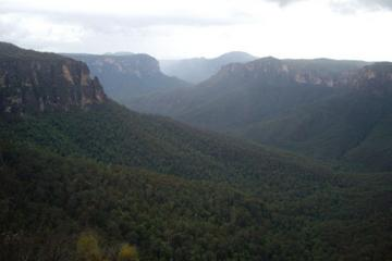 Blue Mountains Deluxe Overnight Eco Experience - Small Group