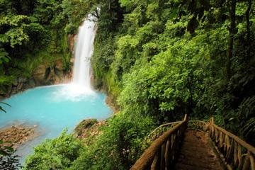 Blue River and Tenorio Volcano National Park Hike