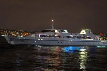 Bosphorus Dinner Cruise including Hotel Pick up and Drop off