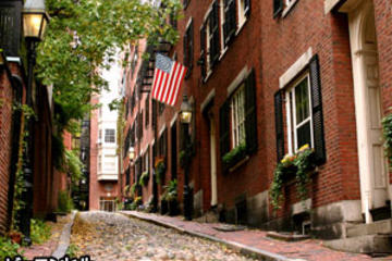 Boston  Day Trip from New York by Amtrak with Japanese Guide - Mybus