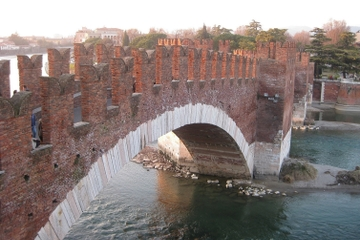 Bridges of Verona Bike Tour
