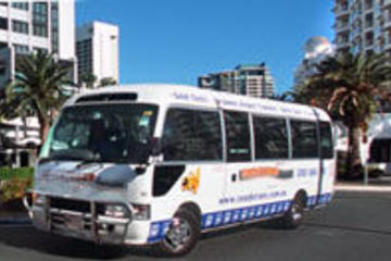 Brisbane Arrival Transfer Shuttle from Airport to Hotel