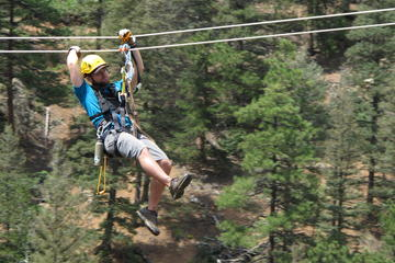 Broadmoor Soaring Adventure Zip Line Tour
